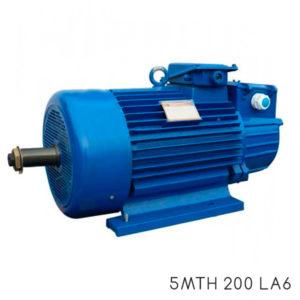 крановый электродвигатель с фазным ротором 5мтн 200 la6