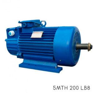 Крановый электродвигатель с фазным ротором 5мтн 200 lb8