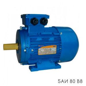 общепромышленный электродвигатель 5АИ 80 В8