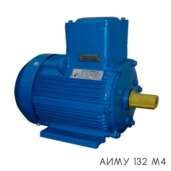 Взрывозащищенный Электродвигатель АИМУ 132 М4