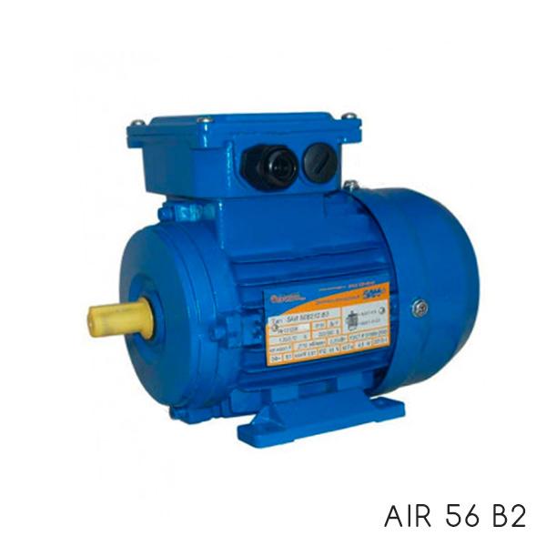 общепромышленный электродвигатель АИР 56 В2