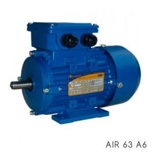 общепромышленный электродвигатель АИР 63 А6