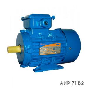 Общепромышленный электродвигатель АИР 71 В2