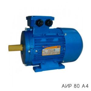 общепромышленный электродвигатель АИР 80 А4