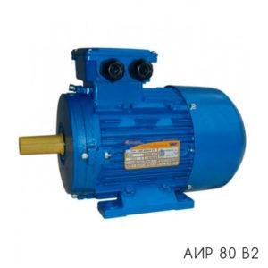 общепромышленный электродвигатель АИР 80 В2