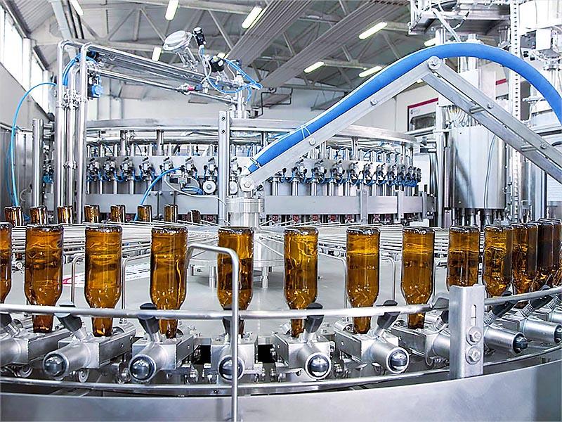 Использование силиконовых трубок на линии разлива пива